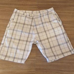 Mens Wrangler Advanced Comfort Shorts sz 36